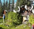 Trapper Jack's cabin, Wiseman AK