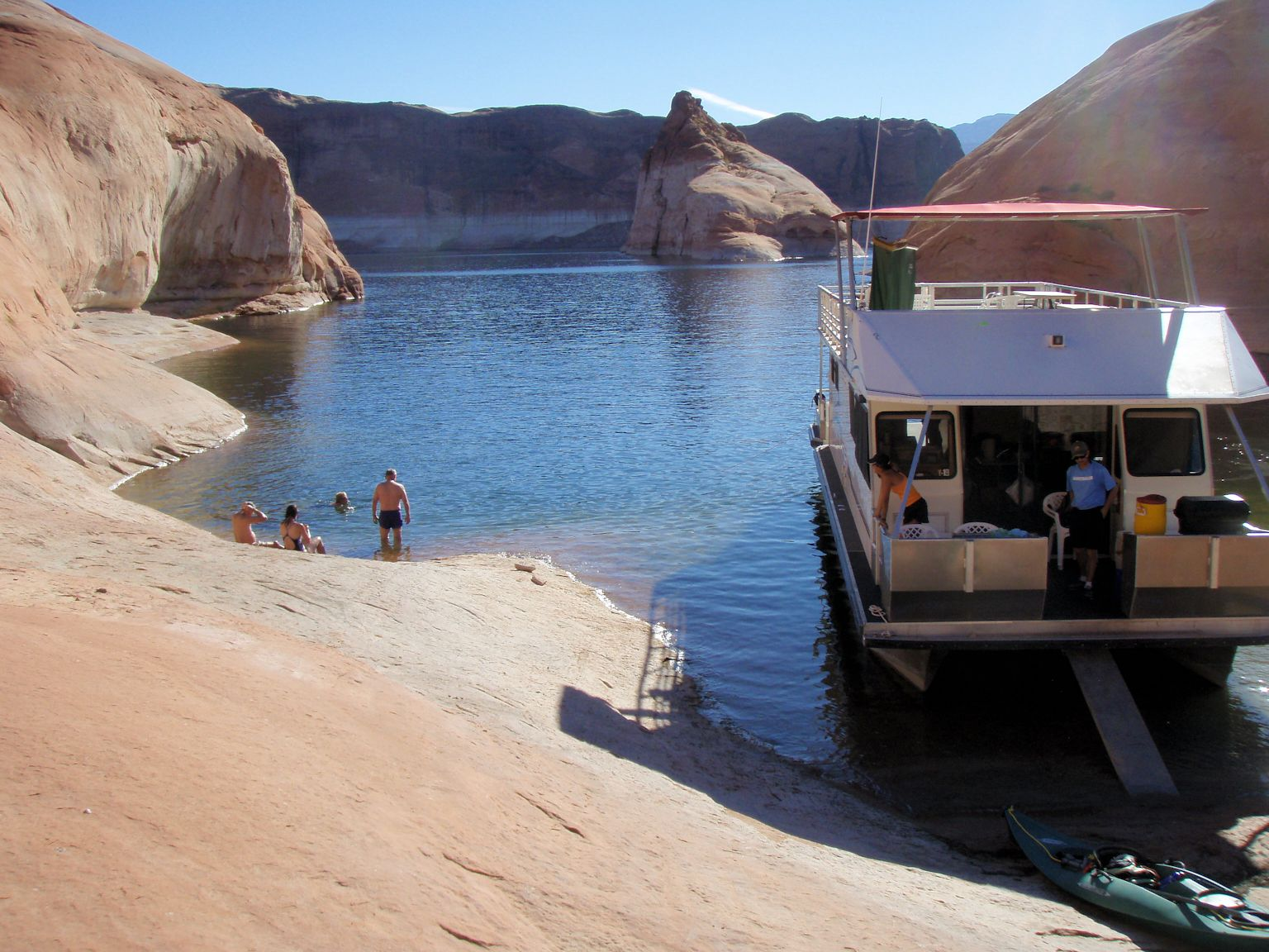 Glen Canyon National Recreation Area (Lake Powell)
